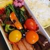 鯨の大和煮缶と野菜炒め合わせ弁当(昨日うpしわすれた弁当
