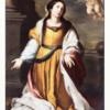 ムリーリョ 「アレクサンドリアの聖カタリナ」 嘘で固められた殉教者の話