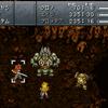 クロノ初期レベル、ニズベール戦(DS版クロノトリガー)
