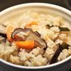 お米がべちゃつかない!しいたけと昆布のうまい炊き込みご飯のレシピ