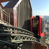 釜山のミニ観光スポット♪市民の生活空間にちょっとお邪魔して展望台から釜山港を眺める168階段