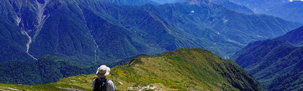 北アルプス 笠新道から笠ヶ岳へ日帰り登山してきた