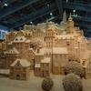 鬼の城と砂の城(岡山県&鳥取県)