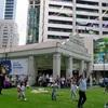 シンガポール街歩き#217(金曜日のラッフルズ・プレイス辺り、夕方18時半)