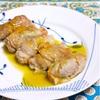豚肉のインボルティーニ