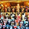 東京藝大の羽子板を見に、浅草寺の羽子板市へ行ってみた。(台東区浅草)