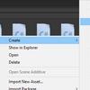 【Unity】Project ビューに Custom Inspector を作成するメニューを追加するエディタ拡張「CustomInspectorCreator.cs」紹介