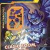 2017年8月24日新発売! 洋書「LEGO NEXO KNIGHTS: Clash, Boom, Bang! Activity Book」ミニフィギュア付き