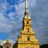 【ロシア】ユーリ聖地巡礼の旅34(ペトロパブロフスク要塞)