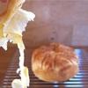 折り込みオレンジパン