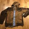 【パタゴニア】ジャケットの圧着ジッパーを修理する【H2No】