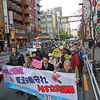 新宿から安倍政治にサヨナラを!11.25新宿ピースウォーク