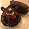デメルの生ケーキでチョコレート充