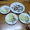 豆アジ料理