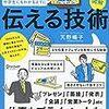 天野暢子さんの『テレビに学ぶ伝える技術』を読みました。~池上彰レベルの説明力をつけるにはどうすればいいか。