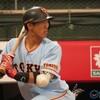 巨人育成選手の特徴と課題   青山 誠選手  外野手