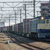 3月20日撮影 武蔵野線 新座駅 ダイヤ改正後初の貨物列車撮影