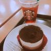 チョコレートレイヤーケーキ@スターバックスコーヒー