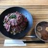 京都市にステーキ丼をいただきに行くライド