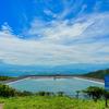 横堰調整池(長野県東御)