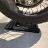 AZバイク用ローラースタンド・メンテナンススタンドのレビュー