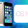 iPhone5S に iOS10 をインストールしました