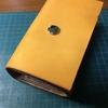 【レザークラフト作品】今流行りのアイコスのケースを作ってみました!作り方・ポケット部分の寸法紹介します!