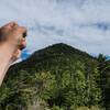 拳を握り締め急登を制す 奥秩父・甲武信ヶ岳登山