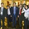 TPP11早期発効へ共同声明 閣僚会合が終了