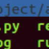 Ubuntu NTFS形式のドライブからコピーしてきたファイルのターミナル上での表示を直す
