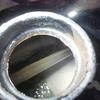 トラカブT20 タンク清掃