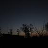 マラウイの朝日と夕日