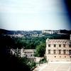 アヴィニョン法王宮殿を睨むサンタンドレ要塞