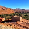 砂漠ツアー2日目!トドラ渓谷&絨毯工房観光!
