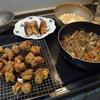 幸運な病のレシピ( 1269 )朝 :ぶり照り焼、身欠きにしん煮しめ(タケノコ、人参、ごぼう、大根、エリンギ、コンニャク)、鶏のから揚げ、味噌汁