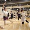 【レポート】「ラ・バヤデール」影の王国を踊りました!3月バレエグループレッスン