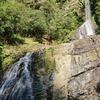 仁淀川奥地!安居渓谷 飛龍の滝 ド迫力!2段の滝が見られました!高知の神秘、奇跡、永遠の青!仁淀ブルー!!