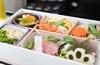 JAL日本航空 成田→バンコク ビジネスクラス機内食 くろぎ 2018年5月
