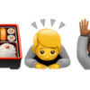 BXcoloremoji パッケージで最新の Apple Color Emoji を使う