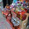 NY チャイナタウンでチャイニーズニューイヤー & Joe's shanghai蟹肉小龍包