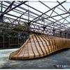 針工場と廃船のコラボレーション・No24 針工場 瀬戸内芸術国際2016 【香川】
