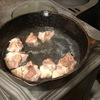 ひとり鉄鍋 ~牛すね肉の煮込み~