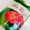 韓国のお土産図鑑003:ビビゴ(bibigo)のキムチ