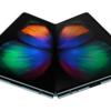 折りたためるスマホ Galaxy Fold 発表 開いて7.2インチ 折って4.6インチ