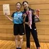 【 試合結果 】2020年度宮城県卓球選手権大会兼2021年全日本卓球選手権大会(一般の部)宮城県予選会