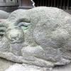 [探訪][地域][寺社]  向島を歩こう(4)−5 牛島神社の撫で牛談義。