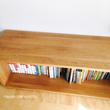 無印のテーブルベンチ。ベンチ下収納を使いやすくする、3つの方法。