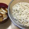 6/19 1992日目 豆腐干糸うどん風つけ麺