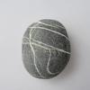 「風の谷のナウシカ」の石を海岸で拾う