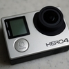 GoPro HERO4 Silver Editionを買いました!